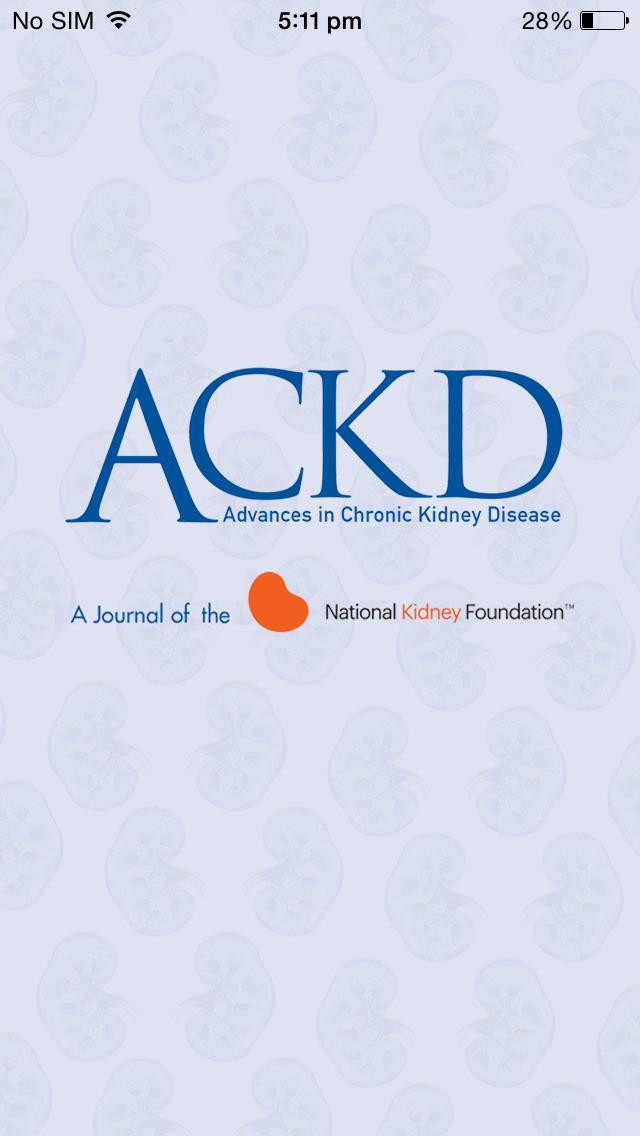 ACKD Journal screenshot 1