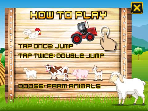 Tractor Farm Run screenshot 6
