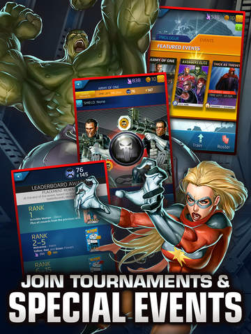 MARVEL Puzzle Quest screenshot 9