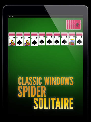 Spider Solitaire MobilityWare screenshot 4