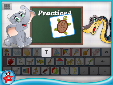 Clever Keyboard: ABC Learning Game For Kids screenshot 9