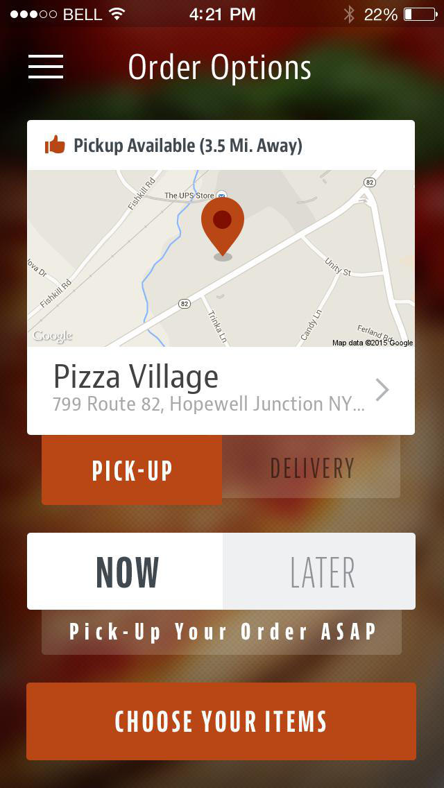 Pizza Village screenshot 2
