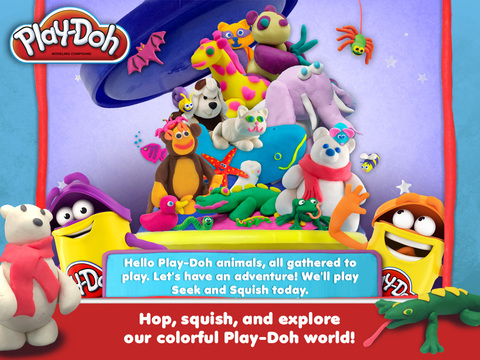 PLAY-DOH: Seek and Squish screenshot 6