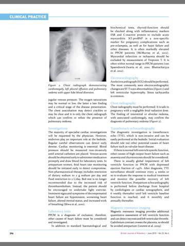 British Journal of Midwifery screenshot 9