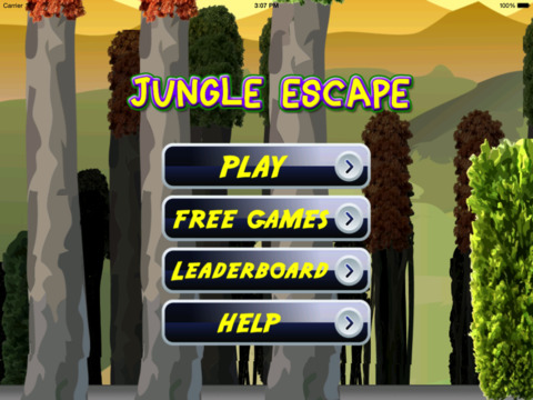 Jungle Escape PRO : Tarzan In The Amazon screenshot 10