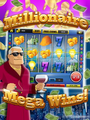 Ace Classic Vegas Slots - Rich Tycoon Millionaire Jackpot Slot Machine Games HD screenshot 7