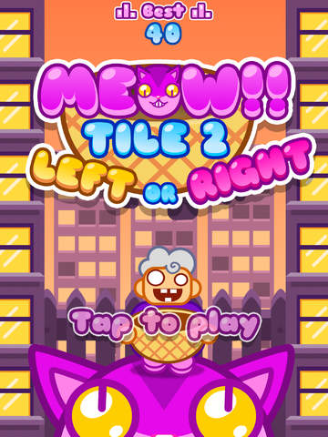 Meow Tile 2: Left or Right screenshot #3