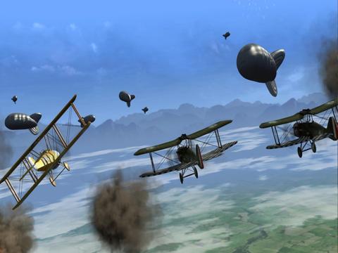 Wings Remastered screenshot 8
