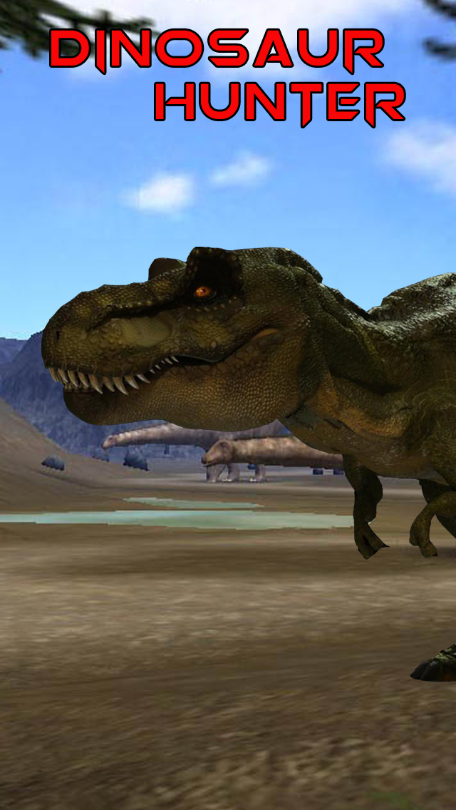 Dinosaur Hunter 2015 screenshot 1