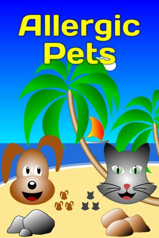 Allergic Pets - náhled