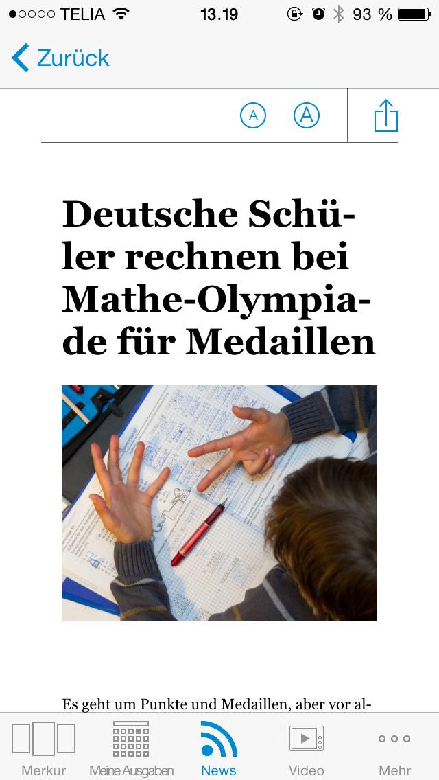 Www.Merkur.De/Epaper