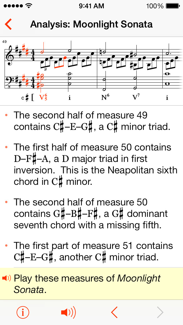 Theory Lessons screenshot 5