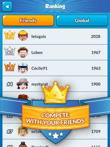 Quiz Run - Challenge your friends! screenshot 8