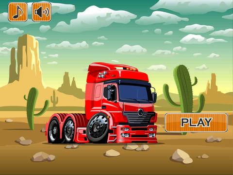 Jet Truck Racing screenshot 4