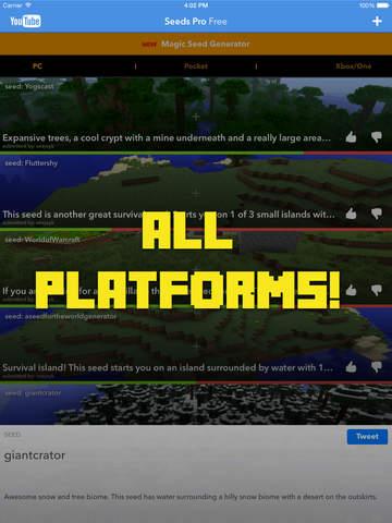 Seeds Pro for Minecraft screenshot 8