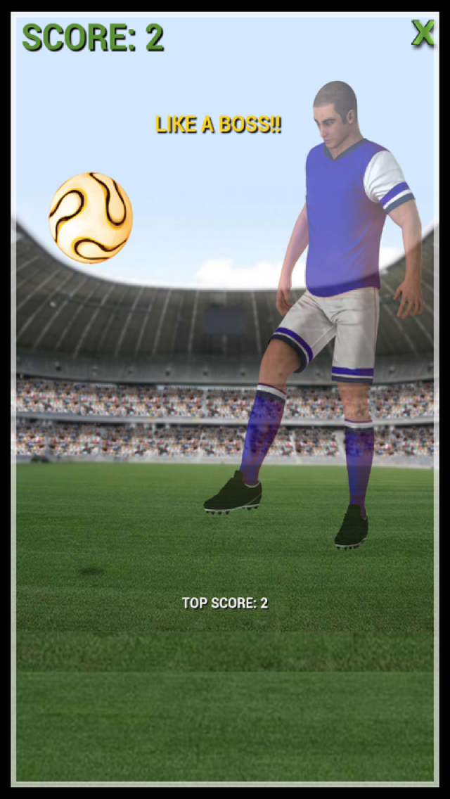 Real Soccer Training 2015 Pro screenshot 4