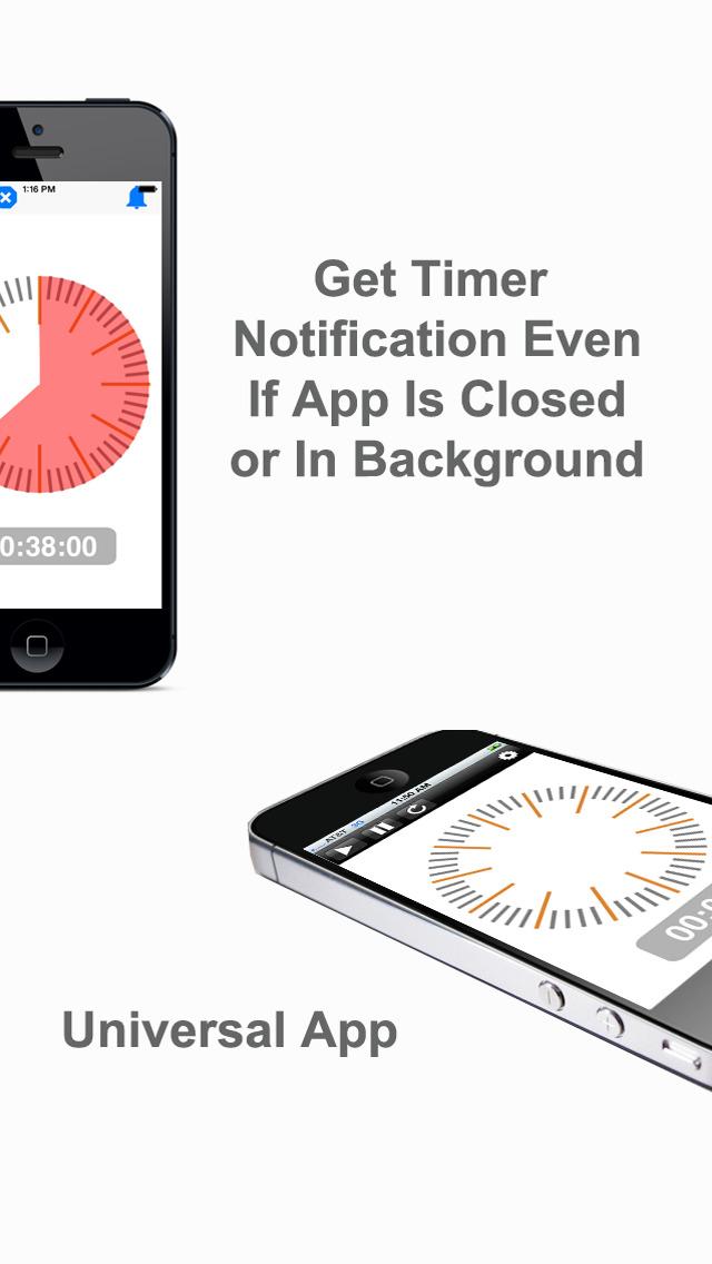 Visual Timer + Time Tracker PRO screenshot 3
