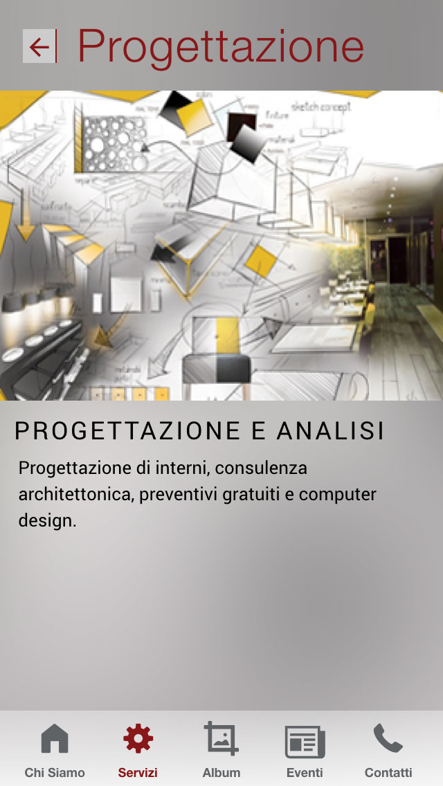 Gaggioli screenshot 2