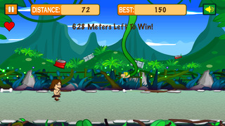 A Jungle Boy Run screenshot 1