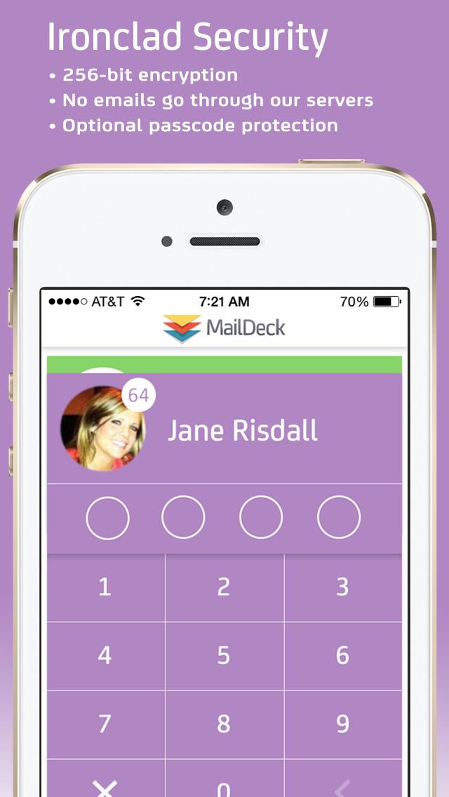 MailDeck screenshot 4