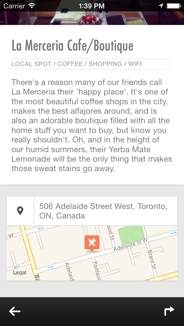 Toronto Urban Adventures - Travel Guide Treasure mApp screenshot 4