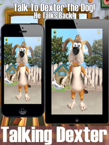 Dexter - The Talking Chatty Dog screenshot 4