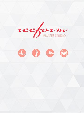 Reeform Pilates Studios screenshot #1
