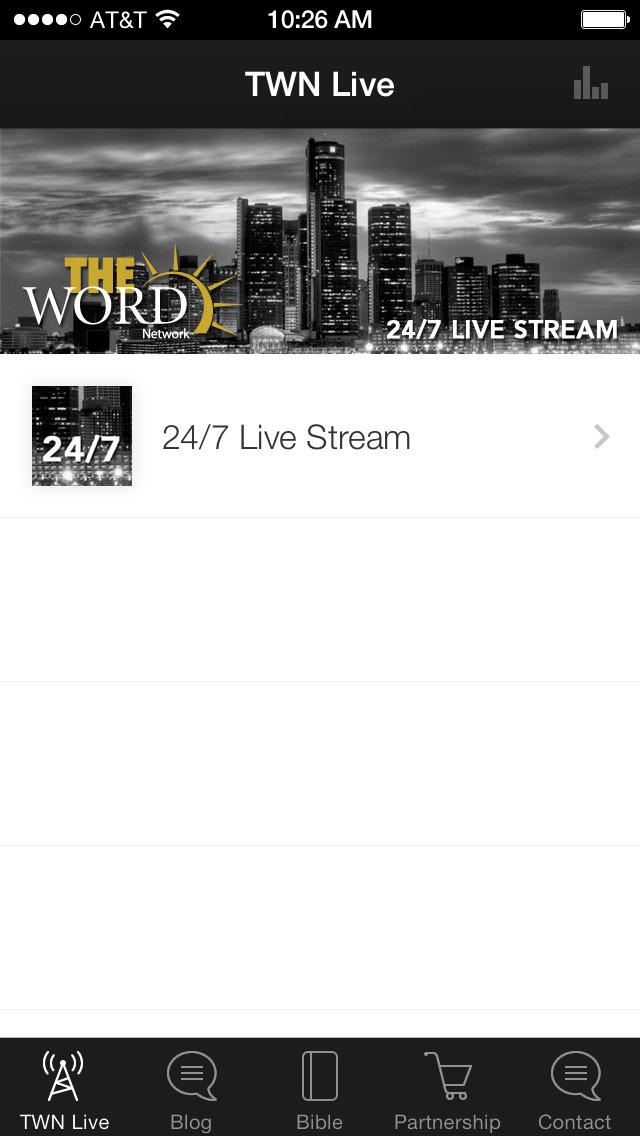 The Word Network screenshot 1
