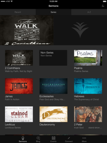 Harvest Bible Church screenshot 4