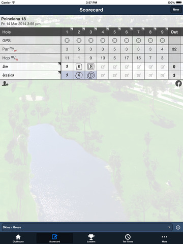 Poinciana Golf Club screenshot 9