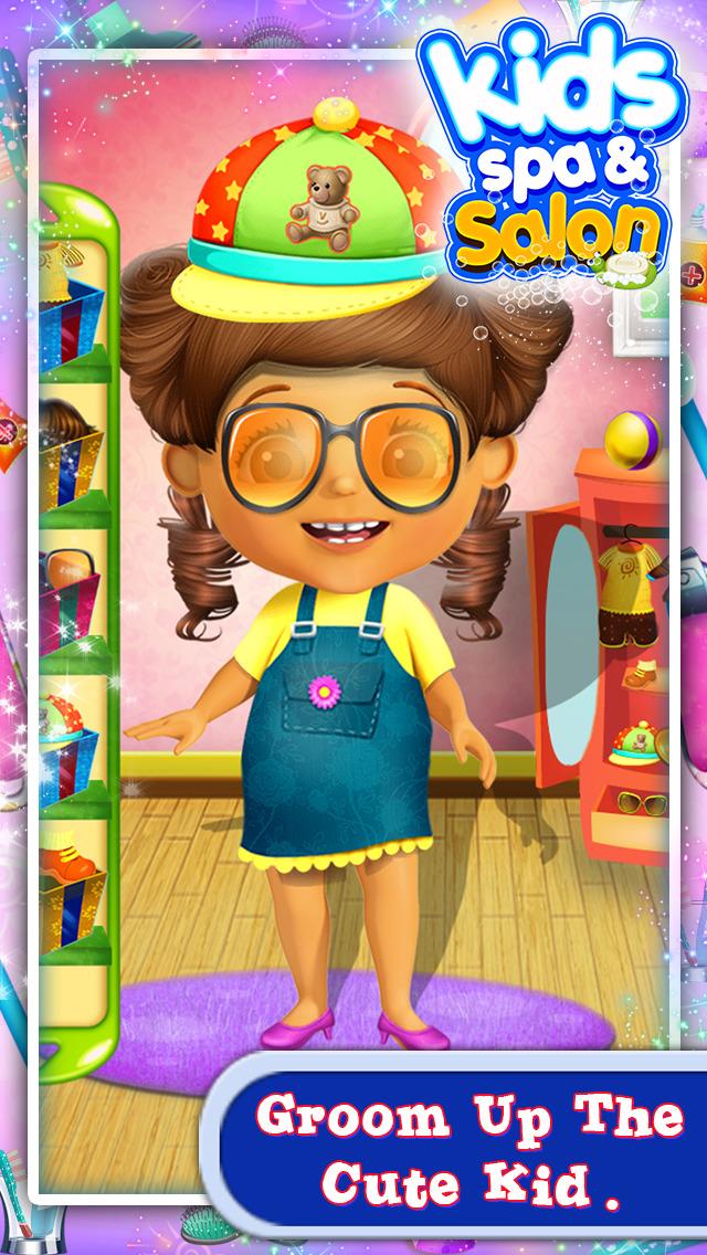 Kids Spa & Saloon screenshot 1