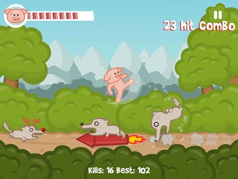 Iron Snout – bacon fighter screenshot 8