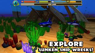 Wildlife Simulator: Shark screenshot 5