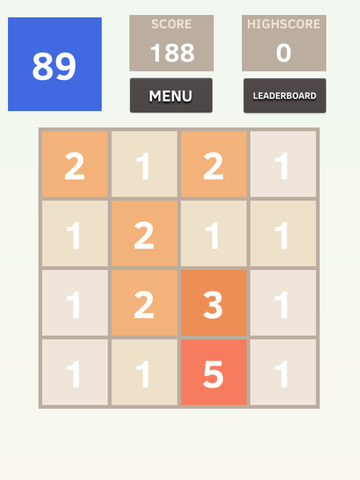 2048 Multi Game Pack screenshot 6