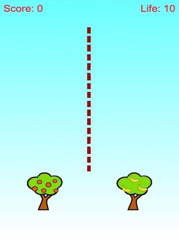Apple and Banana Defense - Tree Shoot Fruit screenshot 6