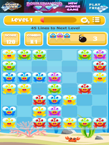 A Fish Rescue Game: Match 3 or More Puzzle - FREE Edition screenshot 6