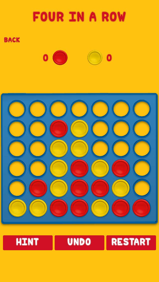 4 In 1 Row screenshot 3