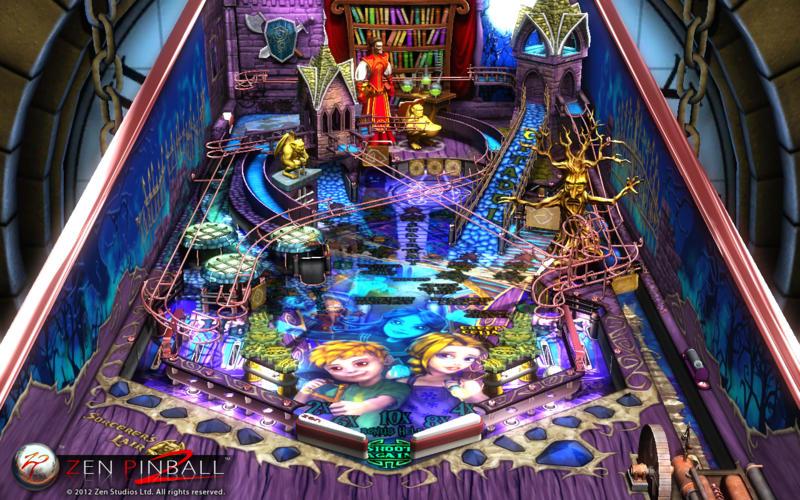 Zen Pinball 2 screenshot 1