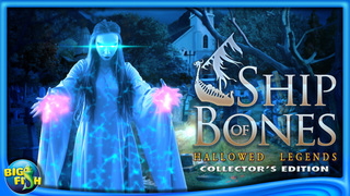 Hallowed Legends: Ship of Bones - A Haunted Mystery Game screenshot 5