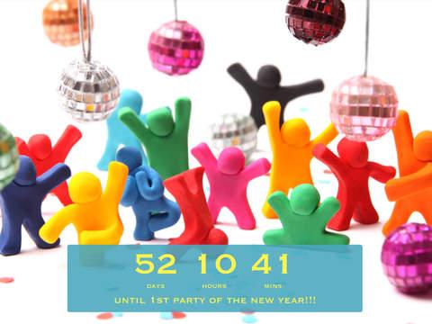 New Year Countdown‼ screenshot 7