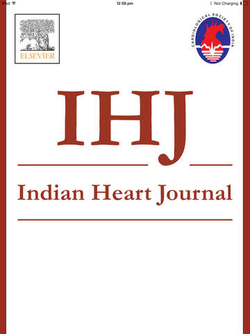 Indian Heart Journal screenshot 6