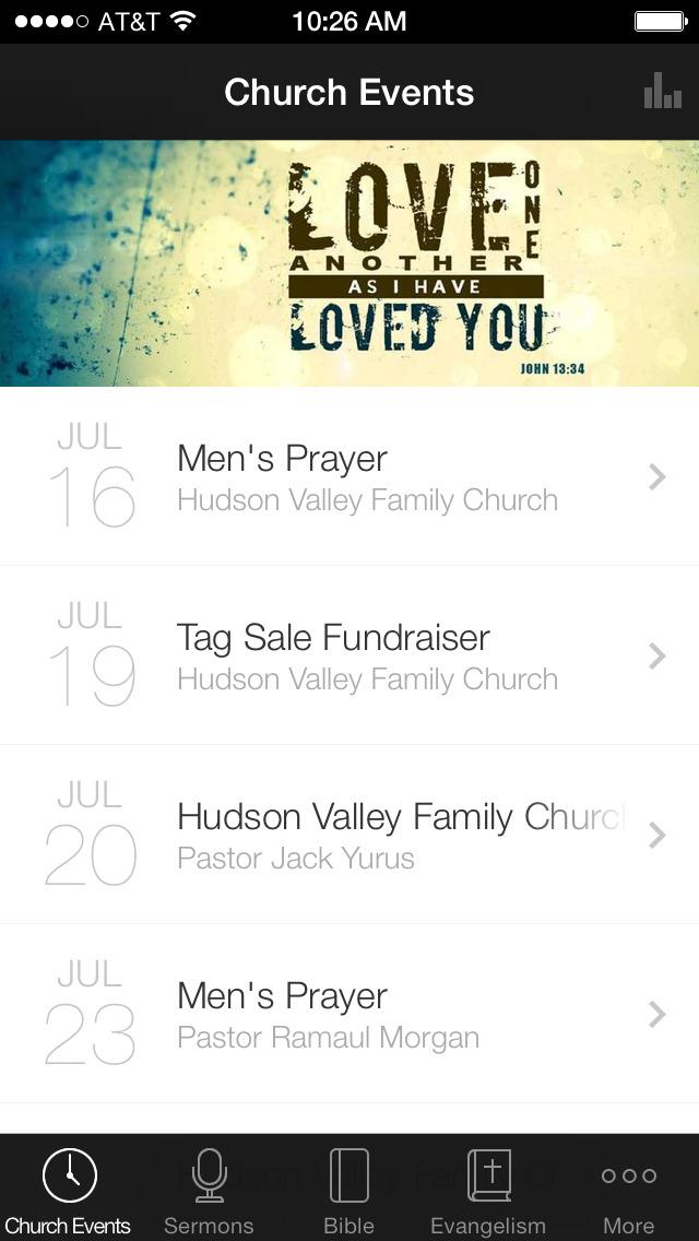 Hudson Valley Family Church screenshot 1