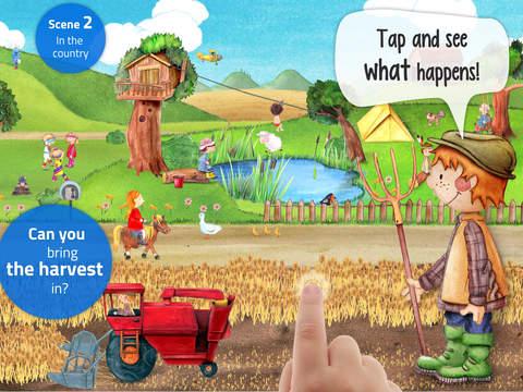 Tiny Farm: Animals & Tractor screenshot 8