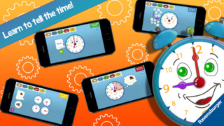 My first clock – Learn to tell the time screenshot 1