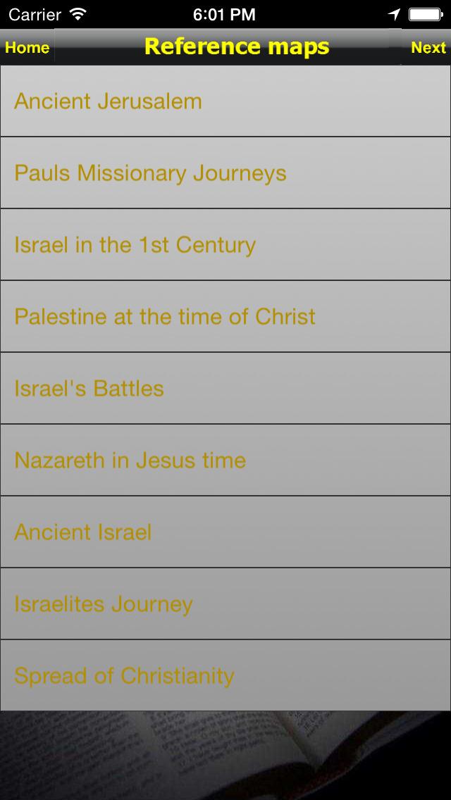 Bible Power Plus screenshot 4