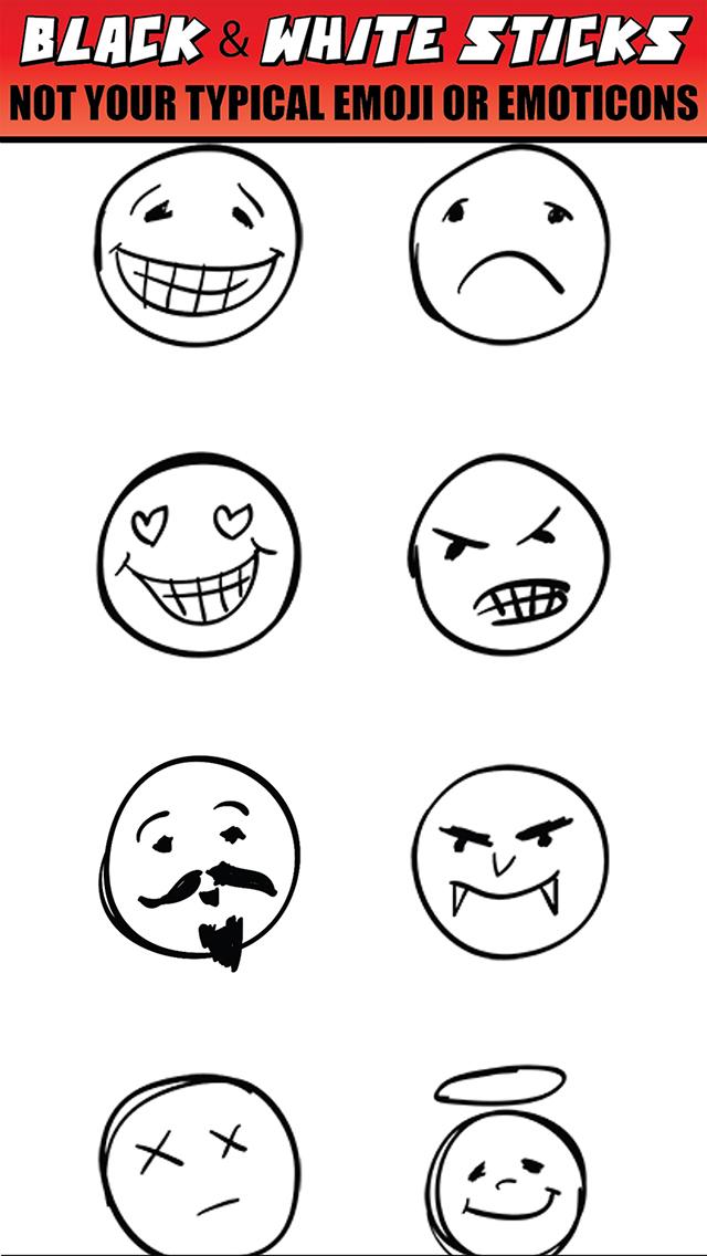 Free Stick Emoji Texting screenshot 2