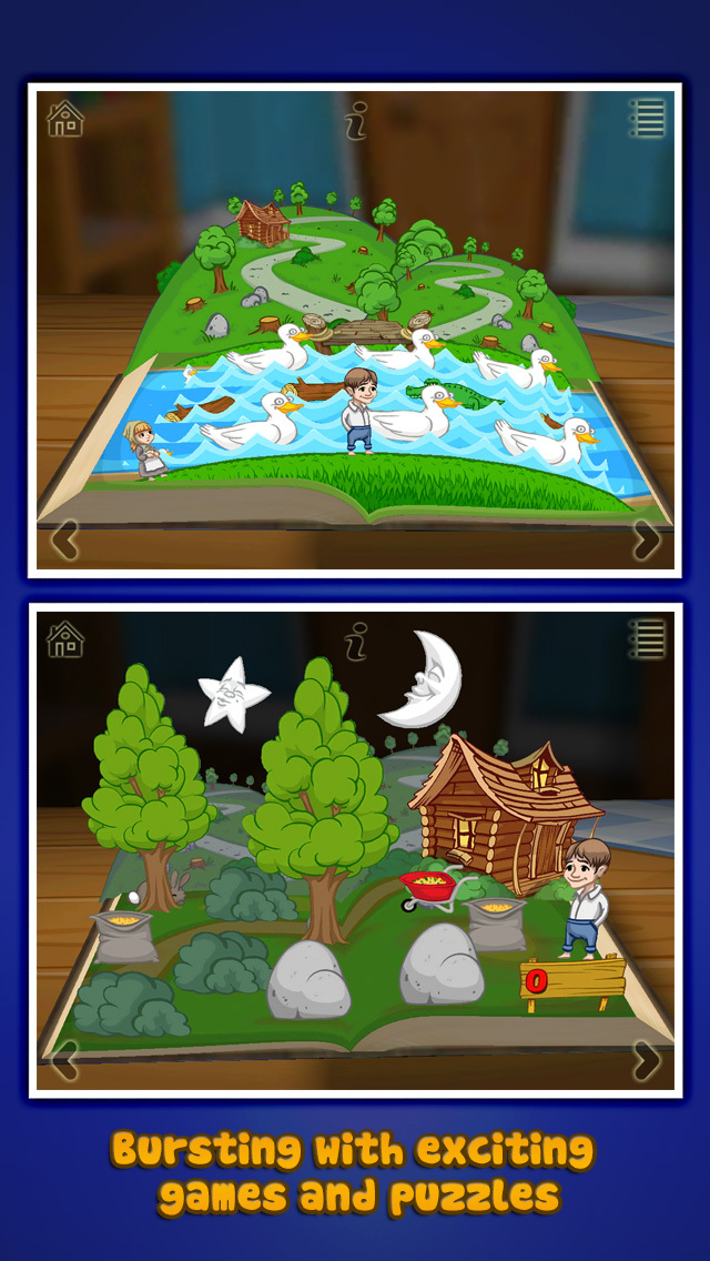 StoryToys Hansel and Gretel screenshot 3