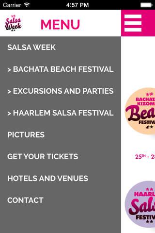 Salsa Week 2014 - náhled