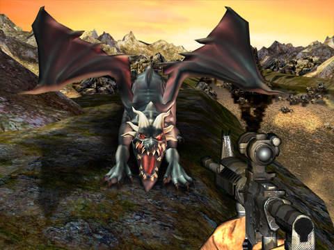 Dragon Hunt 3D: Deadly Shooter screenshot 7