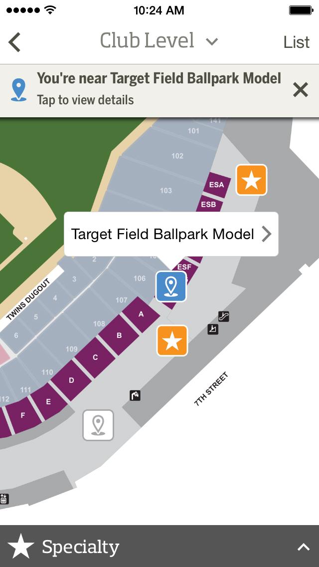 MLB Ballpark screenshot 4